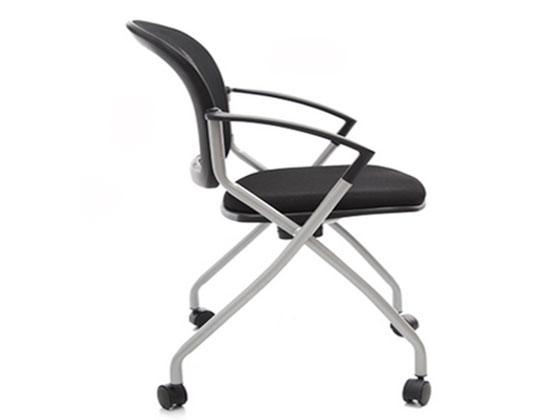 绿色培训椅-品源培训椅
