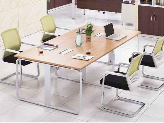 简约现代会议桌-会议桌定制-品源会议桌