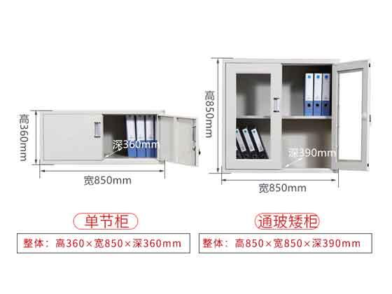 教室铁皮柜厂家尺寸-办公室文件柜-品源文件柜