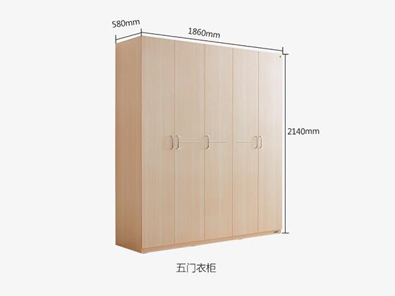 单身公寓衣柜尺寸-品源衣柜