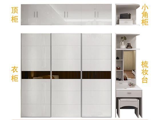 公寓衣柜橱柜制作工厂-品源衣柜