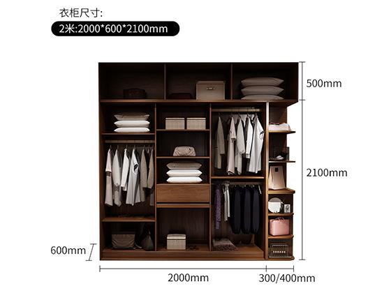 办公室衣柜厂家尺寸-品源衣柜