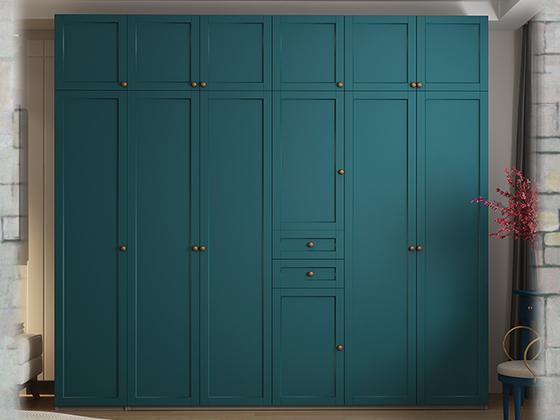 组合办公衣柜-品源衣柜