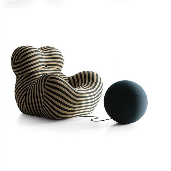 创意懒人沙发单人 布艺沙发躺椅异形