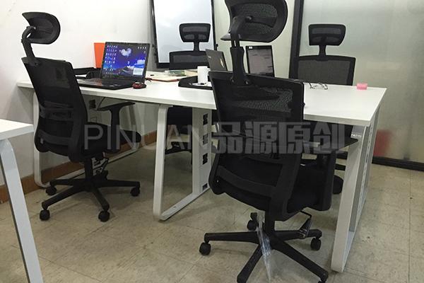 小公司员工桌 员工办公桌椅 员工工作位 PF151205-品源