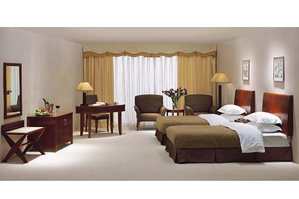 精品酒店客房家具 宾馆客房家具 中档连锁酒店家具 JD151111-品源