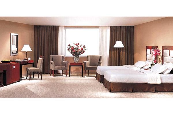 中式酒店家具 软包酒店家具 中档宾馆家具 JD151112-品源