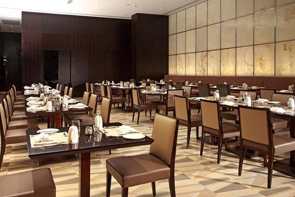 软包宴会椅 西式餐厅桌椅 宴会厅桌椅 JD151124-品源