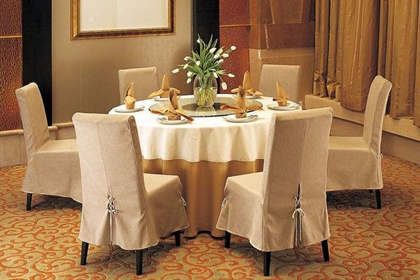 宴会圆桌 酒店宴会桌椅 圆形餐桌椅 JD151125-品源