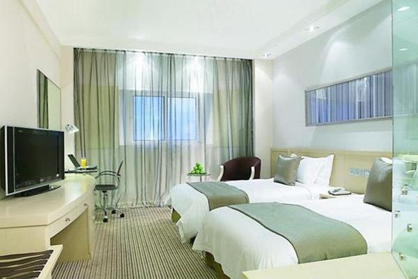 精选酒店客房家具 白领公寓家具 酒店标间家具 JD151101-品源