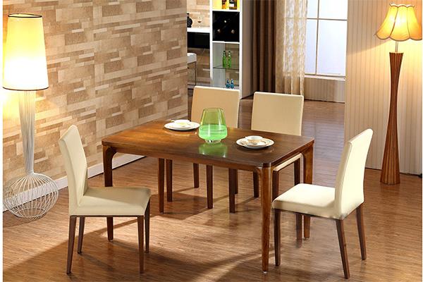 精选中餐厅桌椅 餐厅桌椅组合 饭店桌椅 CT151116-品源