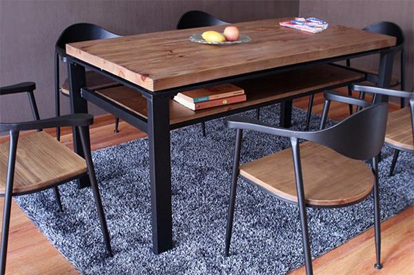 咖啡店桌椅 餐厅家具 茶餐厅桌椅 CT151111-品源