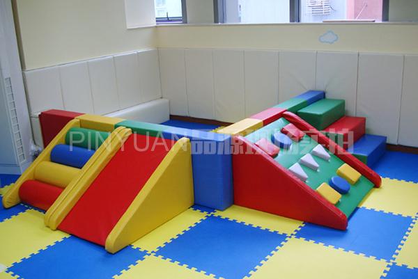 儿童软包海洋球池 可定制海洋球池 幼儿园玩具池 ZJZX110502-品源