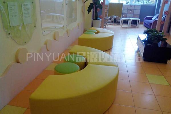 早教中心儿童沙发 亲子园软体沙发 儿童卡通沙发 ZJZX15102801—品源