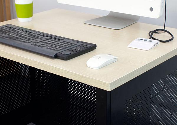 网吧电脑桌 台式机电脑桌 板式电脑桌椅组合