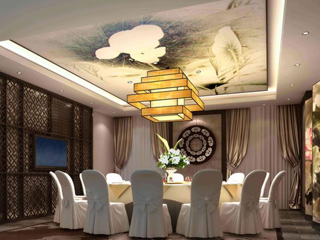 20人大圆桌 饭店酒宴用桌椅 高档餐桌椅可定制 CT150902-品源