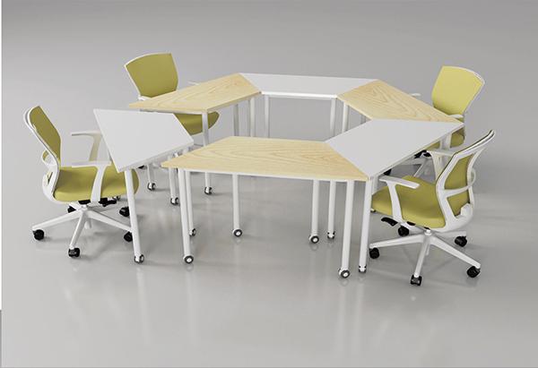 小型会议桌 拼接会议桌 创意会议桌 QTZ150901—品源