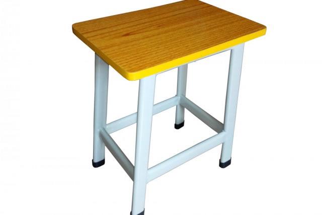 铁制学生课桌椅 学生凳 中小学课桌凳 KZY150916-品源