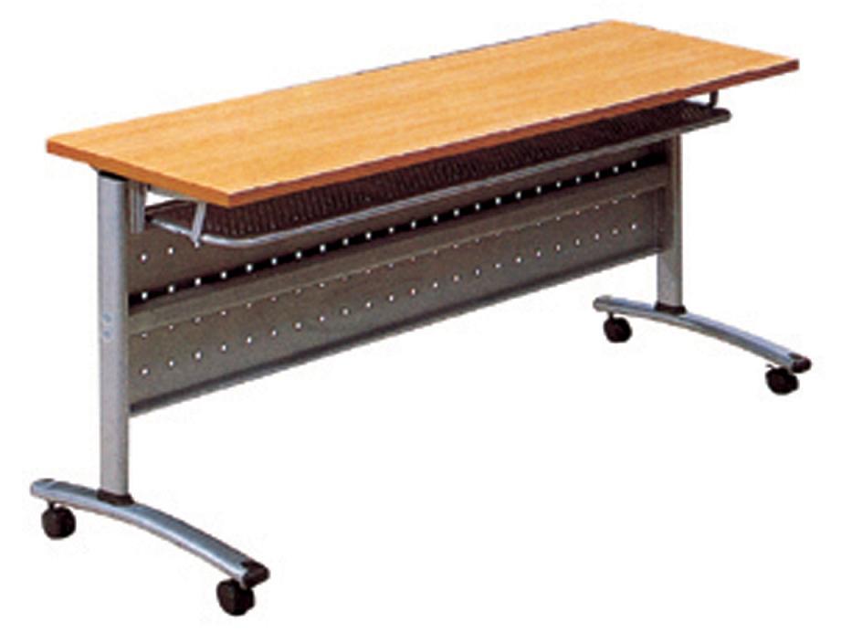 多人学生课桌 大学教室课桌 大学生课桌 会议课桌 KZY150921-品源