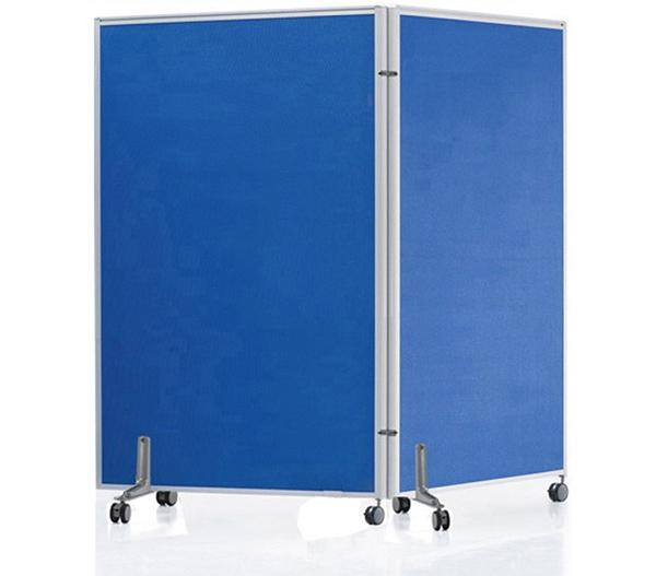 玻璃矮隔断 移动隔断 可折叠隔断 GGD150907―品源