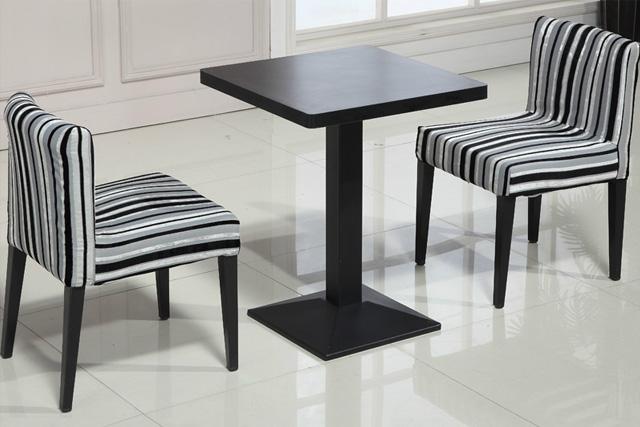 上海接待桌椅 休闲餐桌椅 布艺餐桌椅 酒吧餐桌椅 WCZY024-品源