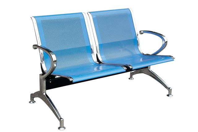 2人位排椅 银行等候椅 全钢排椅 DHY018―品源