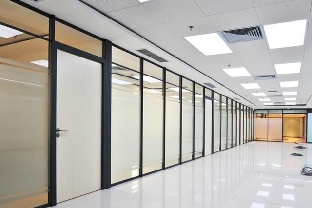 上海办公家具隔断 钢化玻璃隔断 办公室磨砂玻璃隔断 WGGP023-品源