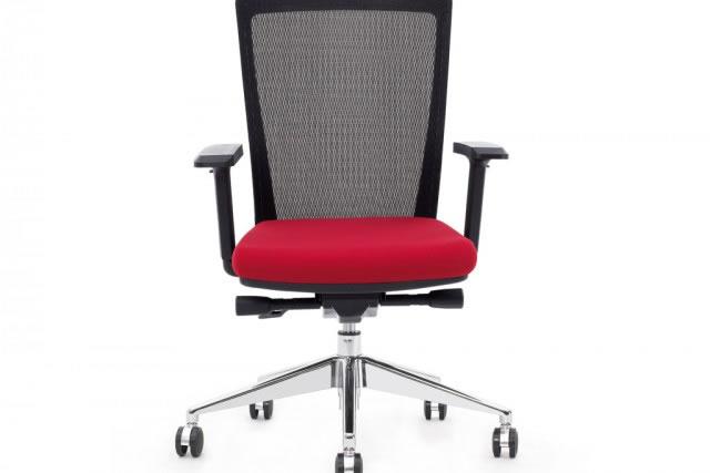 时尚办公网布椅 电脑转椅 网布会议椅 HYY034-品源
