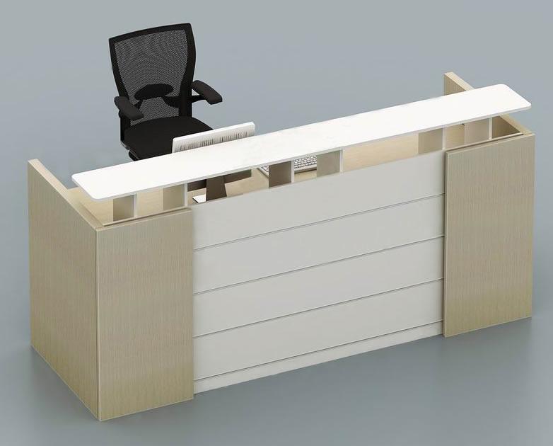 前台接待台 收银迎宾台吧台 咨询台简约公司形象台 QTBS17022301