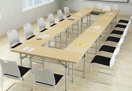 拼接会议桌椅