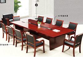 油漆会议桌椅