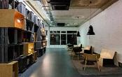 上海奉贤区长方形工作室设计布局